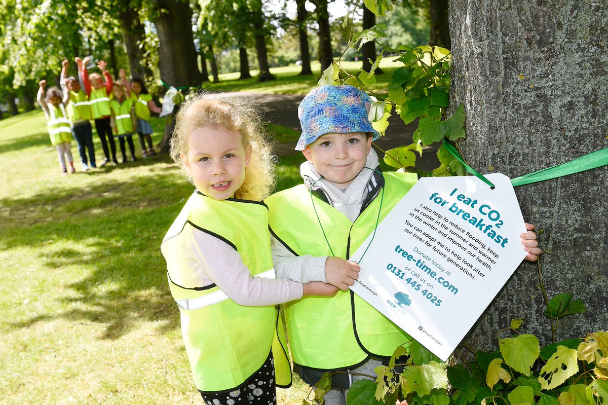 Help look after Edinburgh's trees for our future generations but supporting Tree Time https://t.co/wE9bLnCPHl @Edinburgh_CC  @WoodlandTrust @EdinOutdoors
