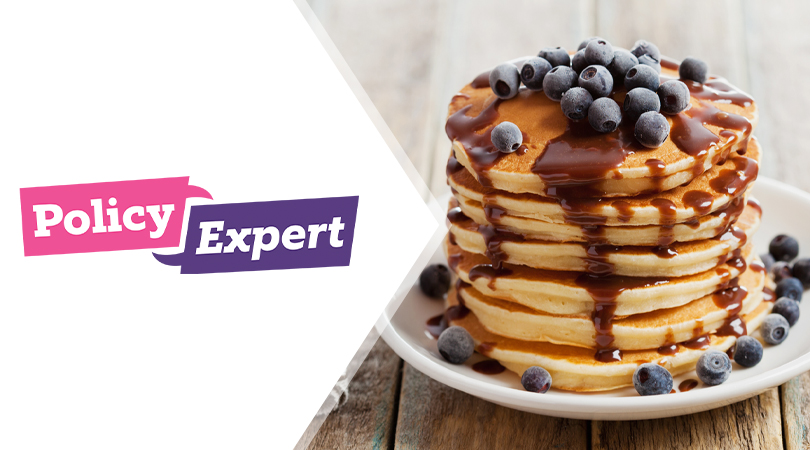 Happy Pancake Day from the team at Policy Expert! 🥞 https://t.co/5GyMegbFkU