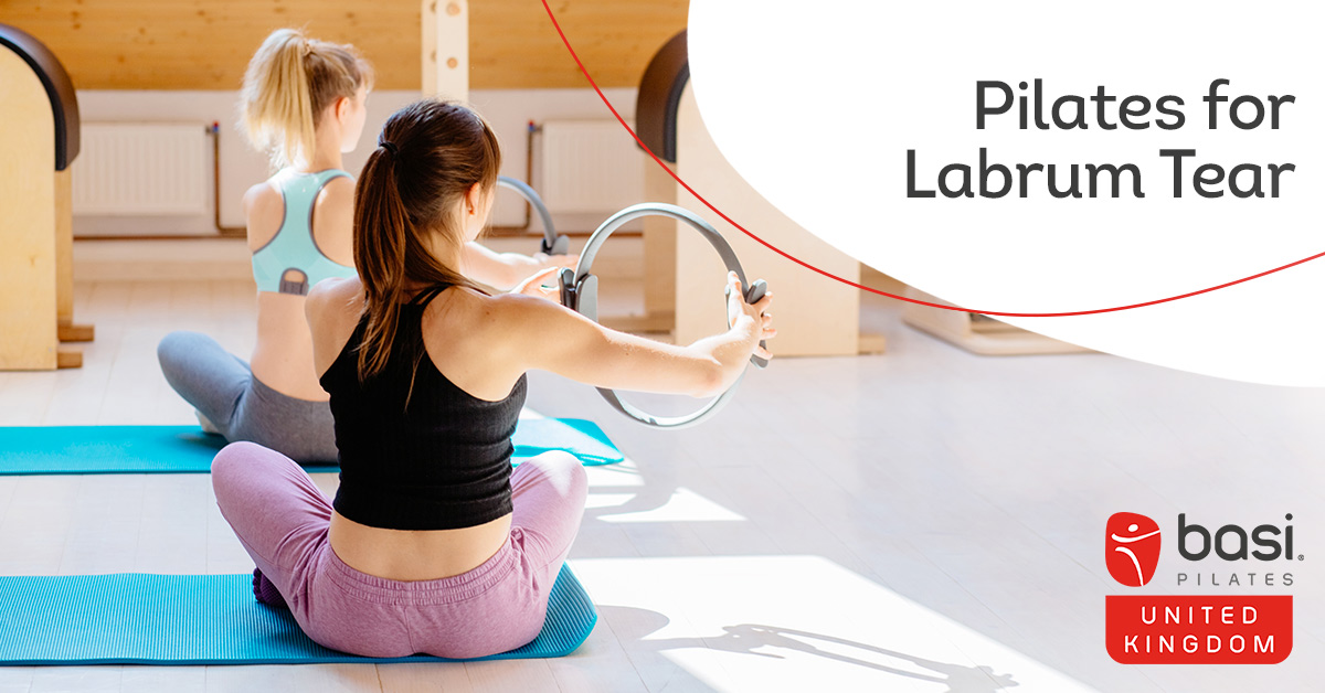 Many Pilates exercises place a lot of demands on the shoulder joint...  Read more about Pilates for Labrum Tear by Bridget Murano: https://rebrand.ly/BPUK-Labrum  #pilates #pilatesstudio #pilatesinstructor  #pilatesuk  #basisystems #basiuk #pilateslovers #labrum #injury #BridgetMuranopic.twitter.com/dCdJF49EIt