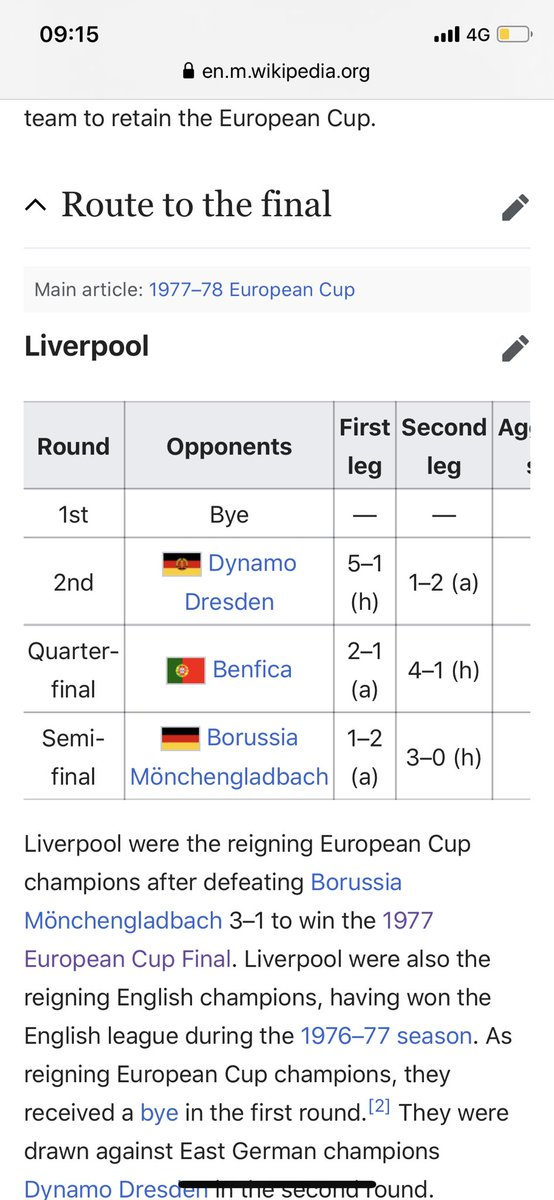 This is Tripe chaps. Agree,it's not easy to compare and you can only beat what's in front of you... But two European Cups for winning a couple of games vs teams from Outer Mongolia is a million miles away from the Treble packed schedule, achievement & subsequent Prem domination. pic.twitter.com/p9c51FWXK9