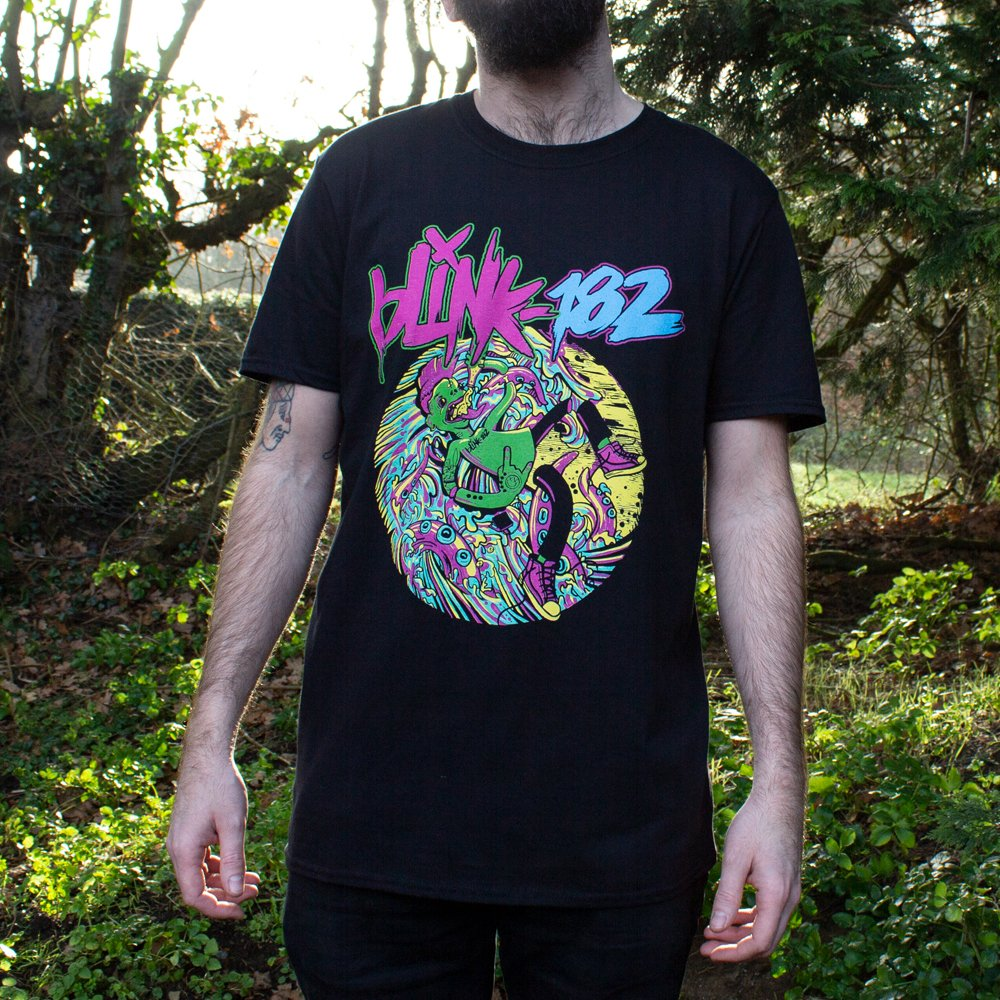 Time is running out in our band tees event! All of our band tees are £12.99 or less until midnight on Saturday. Don't miss out!   Shop:    #bands #music #rock #alternative #blink182 #merch #fashion #style