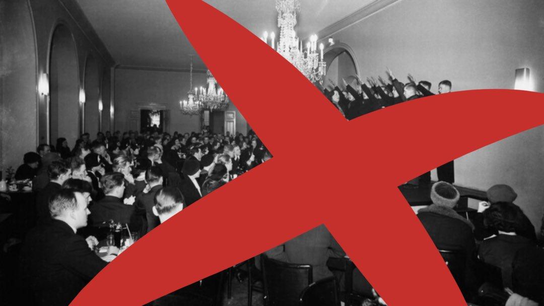 test Twitter Media - Tänään @KDNuoret ja muut poliittisten nuorisojärjestöt ottivat kantaa PS-nuorissa esiintyvään fasismiin! https://t.co/XDJCP1YsYX https://t.co/ZExhZ0daRC