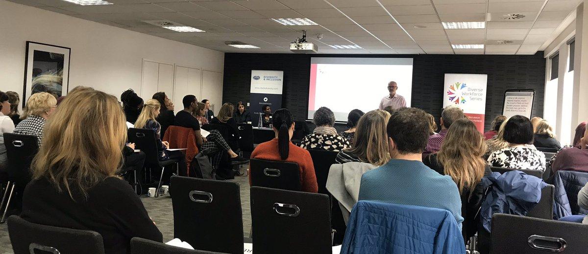 Listening to Tony Vickers-Byrne @CIPD open @dodsdiversity Inspiring #diversityandinclusion event with fellow speakers @chinyokaP @MonicaBurch @stanislas_brian @emmajcodd @OSH_EHP_Louise @FionaCannon2 #talkingmenopause #empowerwomen #wellbeingatwork