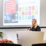 Image for the Tweet beginning: Sustainability and #SDGs are a