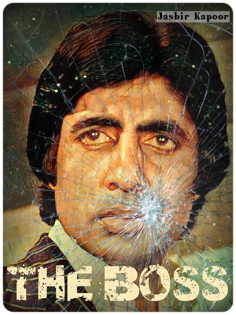 The Boss #AmitabhBachchan. #AmitabhBachchan #amitabh4u #Amitji #BigB #Shahenshah #Bollywood #Superstar #mumbai #Bombay #starofmillenium #filmfaternety #industry #mahanayak #bachchan #movies #songs #romantic #angryYoungMan #Rekha #love #oldisgold #EF #extendedFamily #kbc11 <br>http://pic.twitter.com/0etovAjMUO