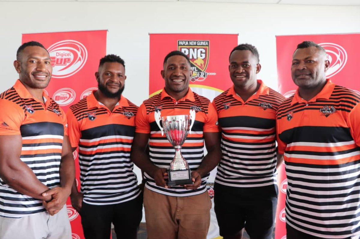 Lae Snax Tigers name Melanesia Cup Squad https://pngbuzz.com/sport/3299 #PNG #PNGBUZZ #MelanesiaCup #LaeSnaxTigers pic.twitter.com/bZOb99cSZJ