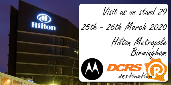 Make sure to come and say hello to us at #DestinationR. We will be on stand 29! #retail