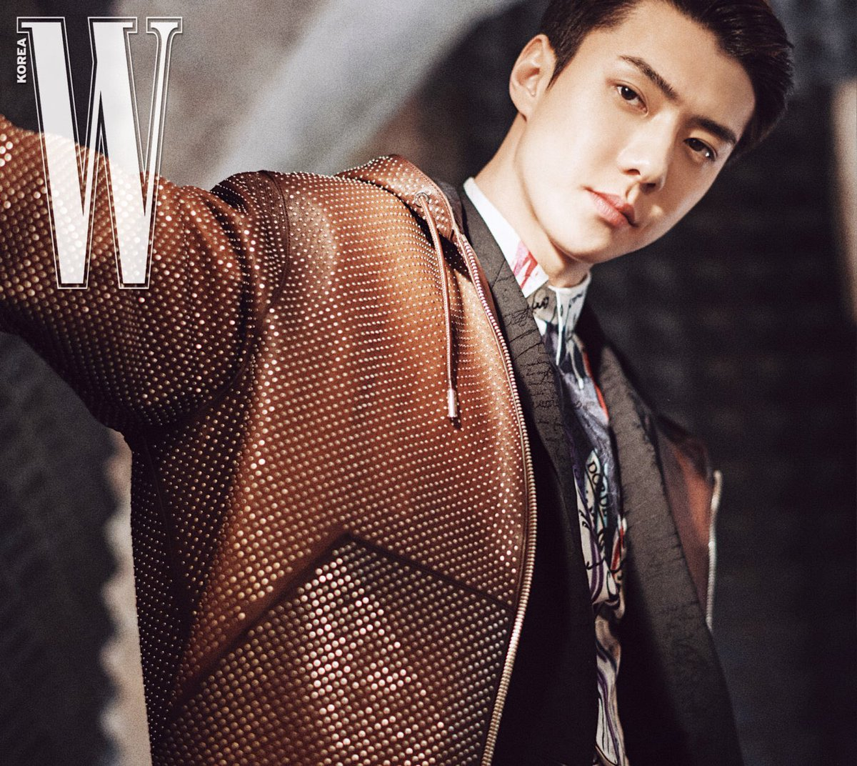 He's indeed The Epitome of Beauty Lord Oh Sehun  #EXO #SEHUN #SEHUNXBERLUTI #OBSESSION<br>http://pic.twitter.com/bSUHlDnDwV