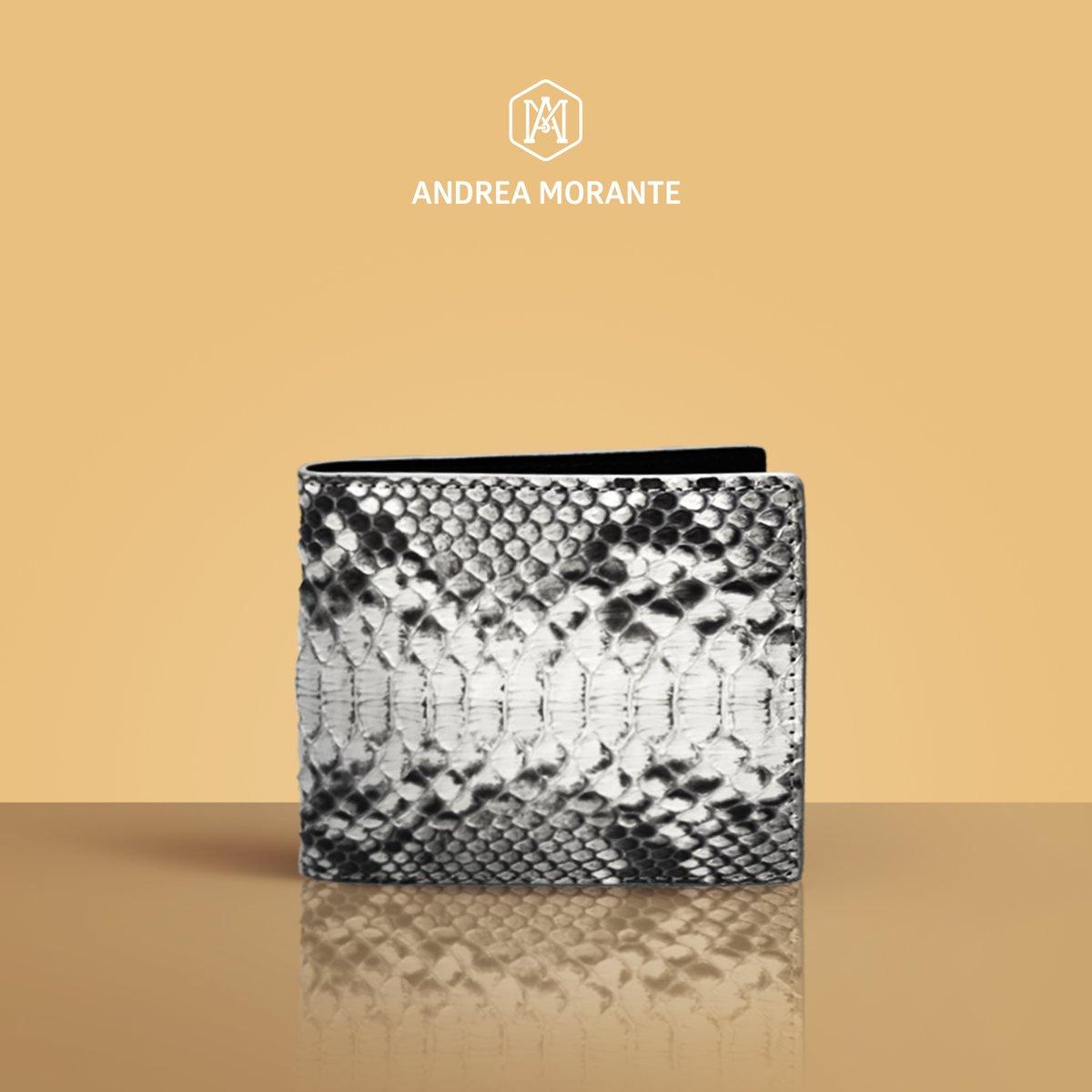 Cover Iphone 11 Pro Max in pelle di Pitone - Andrea Morante ®️