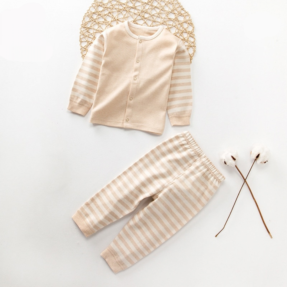 #newbornsession #mom Unisex Striped Organic Cotton Long Sleeve Shirt and Pants Set https://dinogoesgreen.com/unisex-striped-organic-cotton-long-sleeve-shirt-and-pants-set/ …pic.twitter.com/7oCmr9FhZf