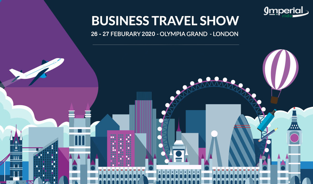 """Business Travel Show London  Hire Imperial Ride for Business Travel Show  10% Discount on Your First Ride  Use Coupon """"SAVE10%"""" https://bit.ly/3940CgA  info@imperialride.com  Call +44(0)2080904926 #businesstravelshow #travelshow #businesshow #londonchauffeurservicepic.twitter.com/tnJKw5Jsms"""