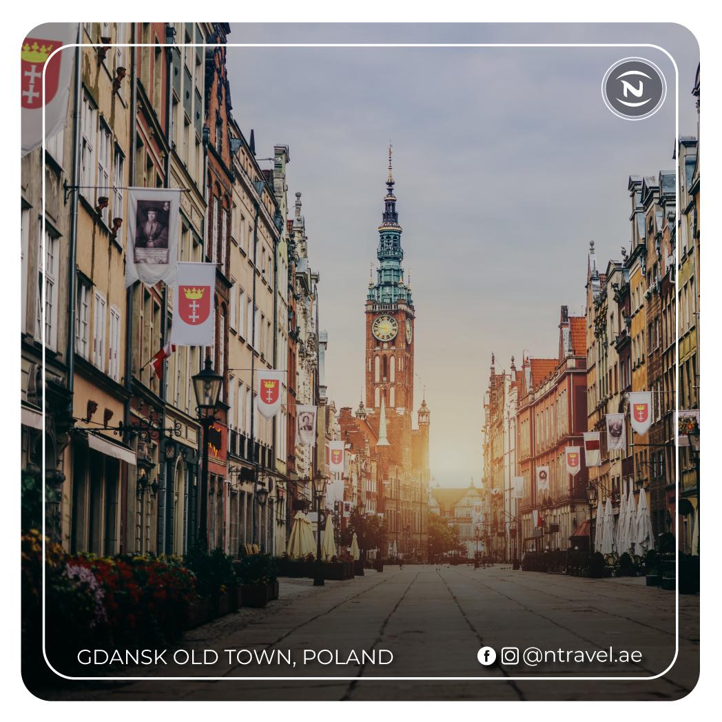 #Photo_of_the_day Gdansk Old Town, Poland #NirvanaTravelandTourism #TravelwithNirvana #arountheworld #traveltheworld #worldcaptures #traveldeeper #travelmore #sustainabletourism #beautifuldestinations #wonderful_placespic.twitter.com/5rWBH4XuXN