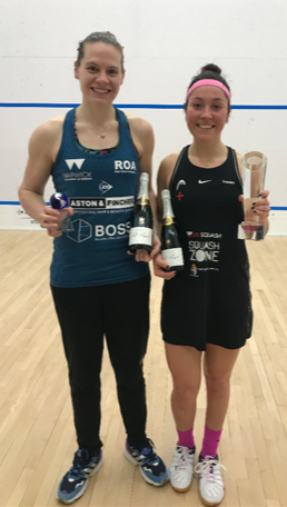 test Twitter Media - 🇺🇸 Gaynor Cup 🇺🇸  It's title No.1️⃣7️⃣ for @itssobhytime as she beats @SJPerry15 to become the first American to win the Gaynor Cup 🏆  More ⬇️  https://t.co/djQN71jsaE  #squash https://t.co/c73YsbXZ8a