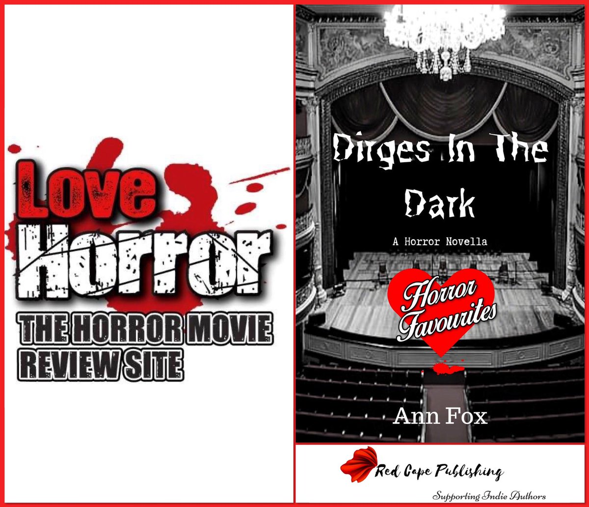 In a new @LoveHorror interview @antoinettefoxny talks about her latest book 'Dirges in the Dark' which has been released by @RedCapePublish & her favourite horror film lovehorror.co.uk/interview/horr… #DirgesInTheDark #SpreadtheHorror #ShareTheHorror #promotehorror #NonProfitHorror