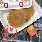 Image for the Tweet beginning: To celebrate Pancake Day, @McDonalds