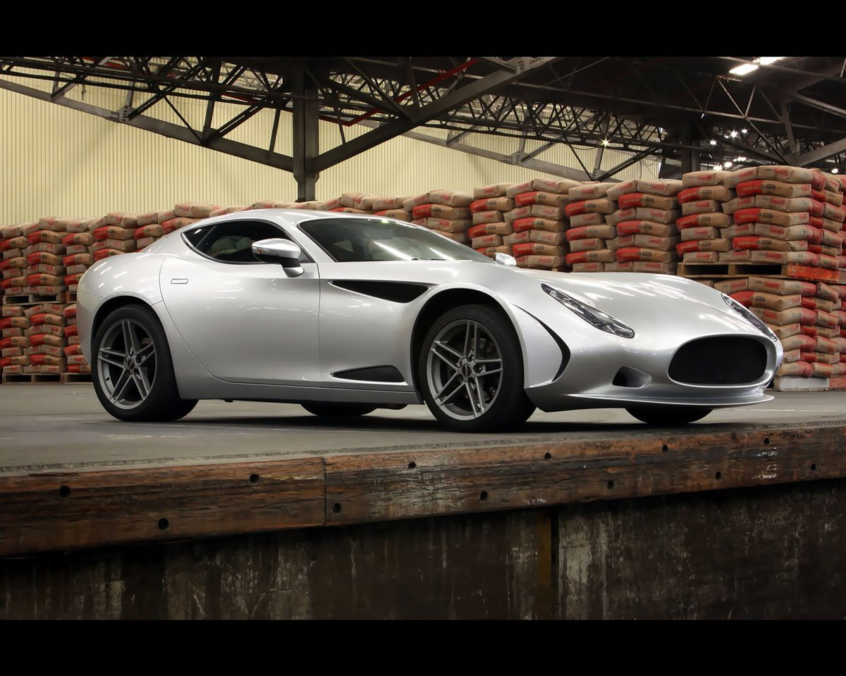 Obscure Supercar of the Day -    AC 378 GT Zagato  #osotd #supercar #supercarspic.twitter.com/j0HGFkz0mg
