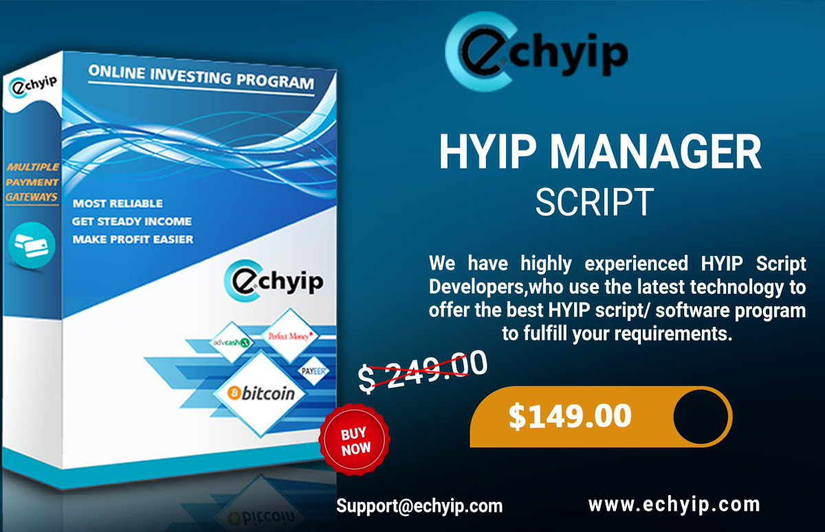 gratuit hyip script bitcoin)