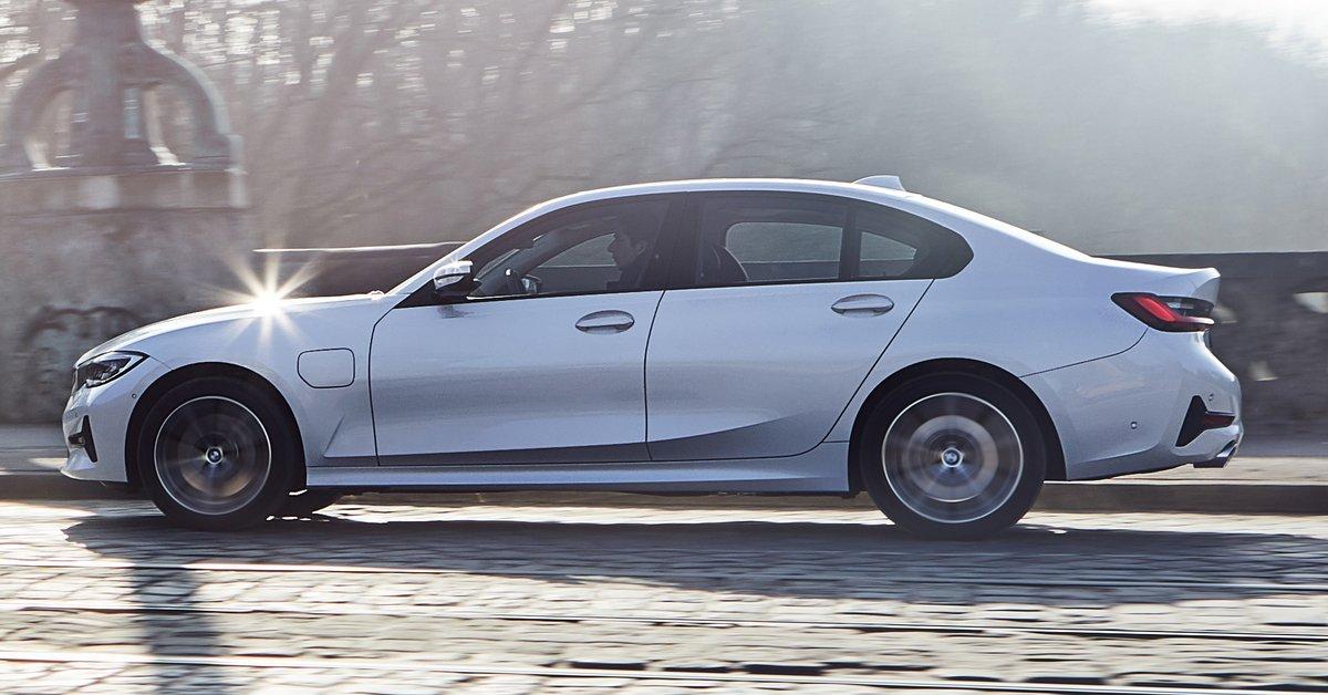 Un interior electrizante, un exterior impresionante, un hito en la movilidad sostenible. BMW 330e #The3 #ElectrifYou  👉🏻 http://bit.ly/30LmVUR