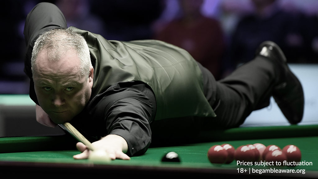 John Higgins has won 7 of his last 10 matches against Graeme Dott.   They face each other in the #PlayersChampionship today.   Higgins to win the match, first frame and have the highest break is NOW 4/1 as our #BetBoost ⚡  📲 https://t.co/RgAieMF2cE