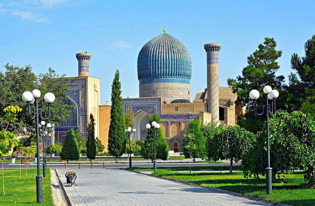 1402 Ankara savaşında Sultan Bayeziti yenen Timurun Ata yurdu Özbekistanın Semerkant şehrindeki türbesi.pic.twitter.com/AlcFJigmLN – at Sinop Kültür Merkezi