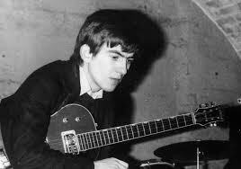 Happy 77th birthday to the quiet Beatle the fab George Harrison