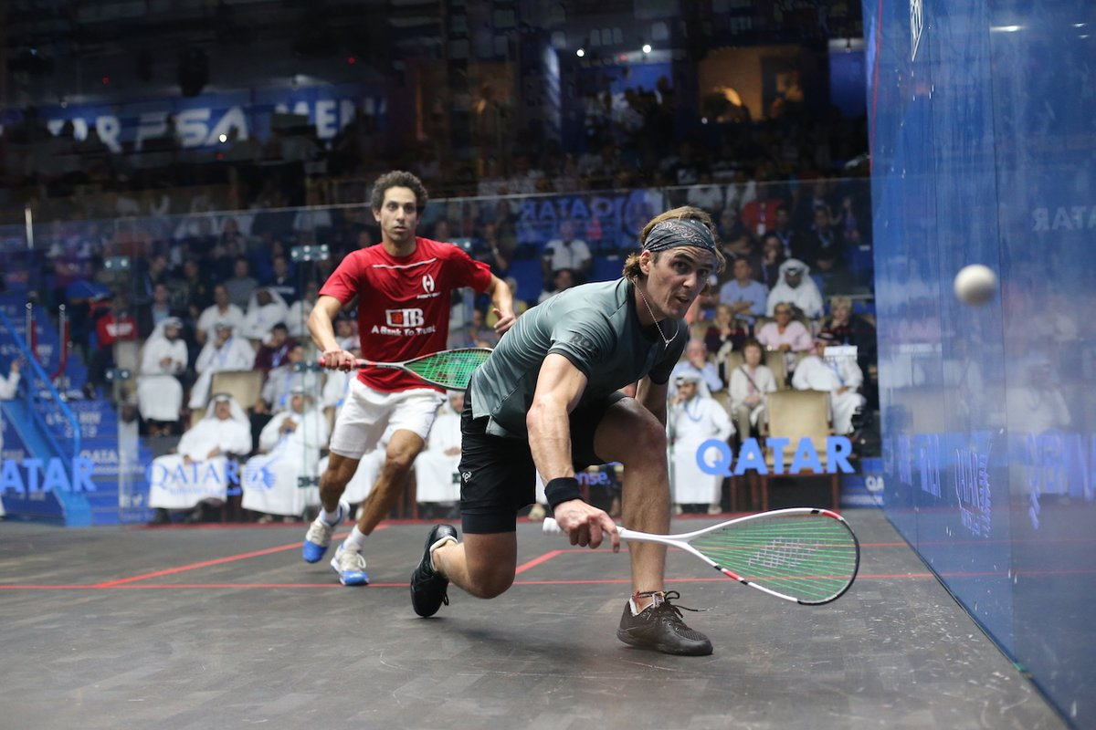 test Twitter Media - 🇨🇦 Canada Cup 🇨🇦  @TkMomen & @paulcollsquash will go head-to-head in the final of the Canada Cup after they beat @diegoelias96 & @CastagnetMatt in their semi-final matches!  It will be a repeat of the men's @PSAWorldChamps final 👀  Full story ⬇️  https://t.co/kPNapBkOPy https://t.co/6CKnziLVvN