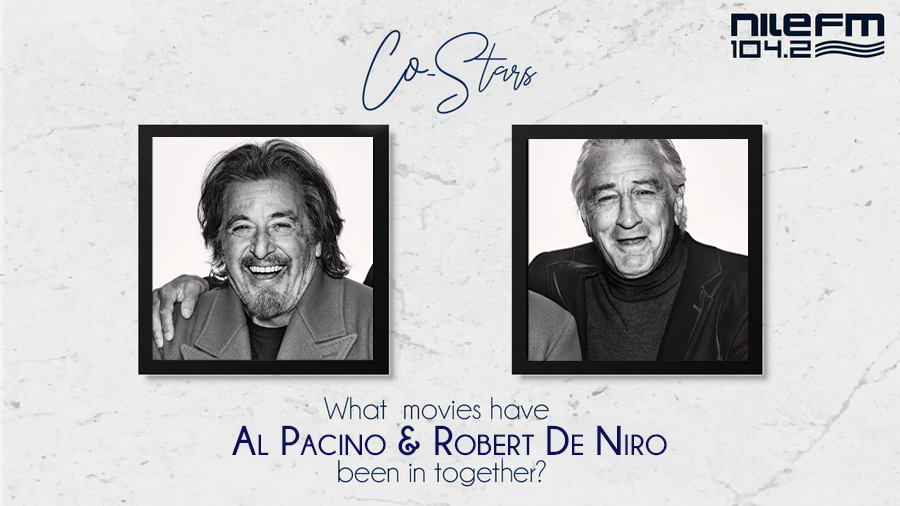 How many movies can you name that star both Al Pacino & Robert De Niro?#FullyLoaded #CoStarts