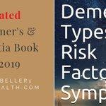 Covers all 15 dementias! https://t.co/BPVS6LHmBs  #Dementia Lewy bodies | #alzheimers | Parkinson's | bvFTD | Primary Progressive Aphasia | Post-stroke | Multi-infarct | Subcortical | Posterior Atrophy | Down | Hydrocephalus | Creutzfeldt-Jacob | Huntington's | LATE | Korsakoff
