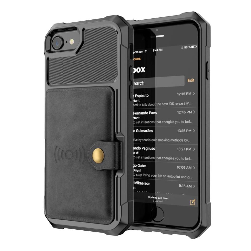 #iphone #iphoneonly #iphonesia #iphoneography Hard Protective Wallet Case for iPhone