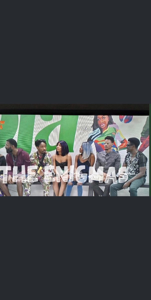 I mean if your fav is here let them know they are doing well... let them know you are proud of them.....  They won... We won #BBNaija <br>http://pic.twitter.com/88ifOwp4AZ