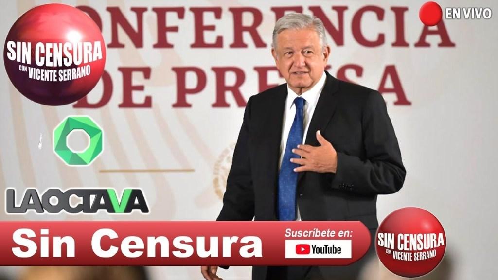 #Mañanera #AMLO #Conferencia #JavierSicilia #PAN amagan con marchas. Racismo en México19/11/2019 https://la4tmx.com/2019/11/19/mananera-amlo-conferencia-javiersicilia-pan-amagan-con-marchas-racismo-en-mexico-19-11-2019/…
