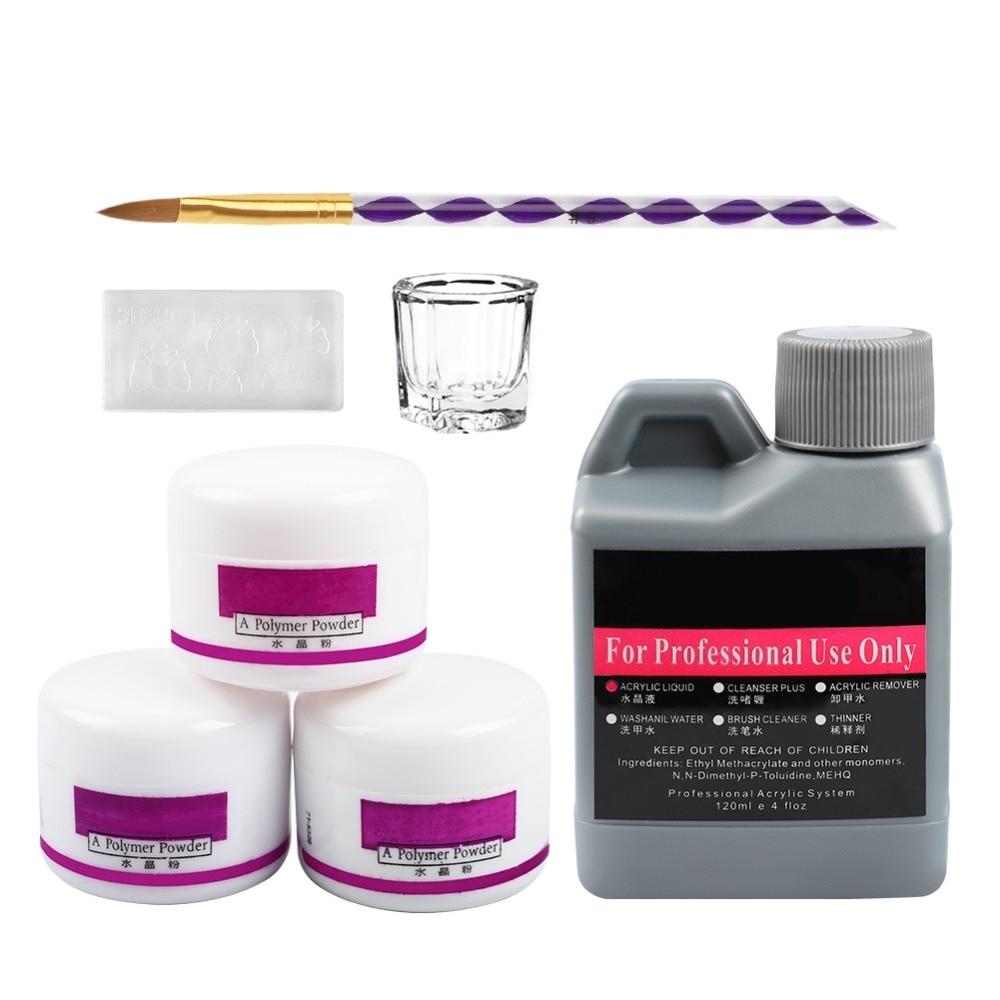 #healthygirl #fitspo Manicure Set Acrylic Nail Kit Nail Art Tools Kit Set For Nail Set of Tools Crystal Powder Acrylic Nail Brush pic.twitter.com/1726Pi9UZR