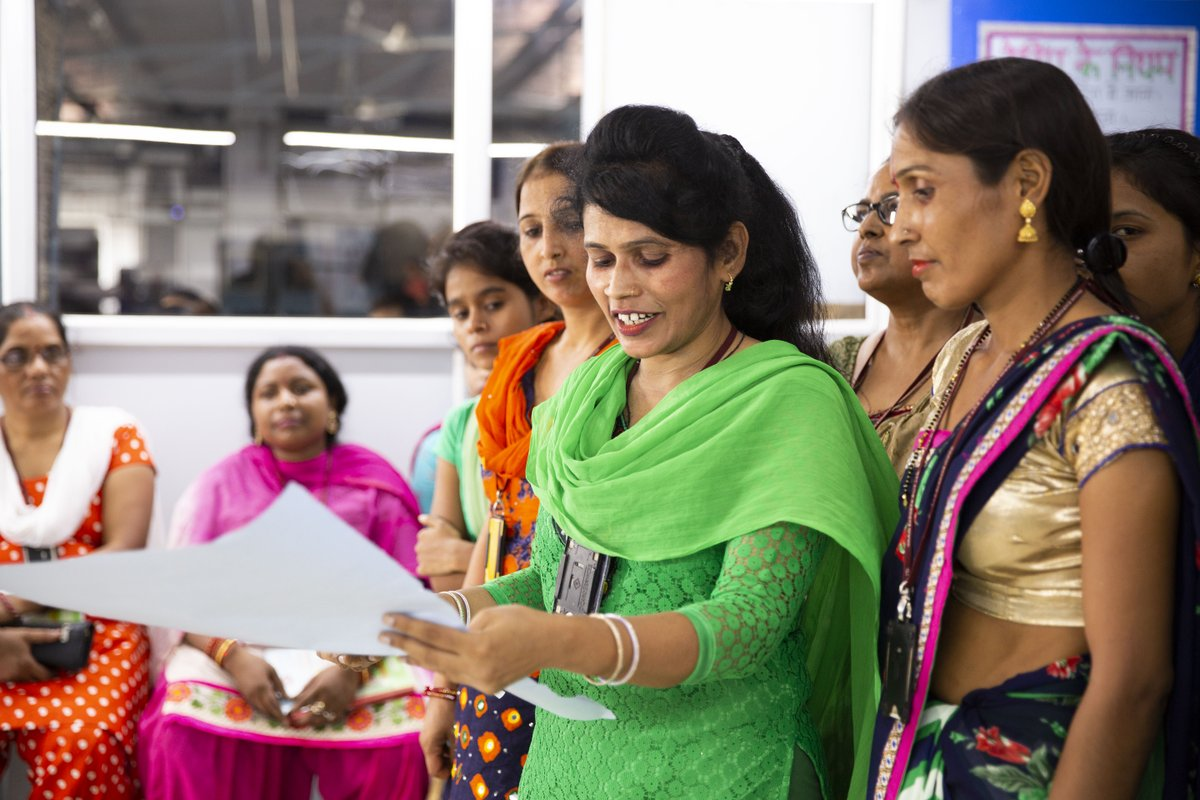 Kudos to the Gap Foundation (@GapInc) for reaching a milestone of having over 500,000 #women and #girls complete its P.A.C.E. (Personal Advancement & Career Enhancement) program, providing education and life skills training in 17 countries.