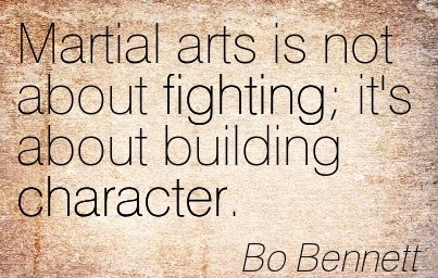Where do you learn to strong in mind, body and spirit.  You train to become stronger in character, building relationships and learning when to fight and when to walk away.  #rhbudokan  #martialarts  #jiujitsu  #character  #train