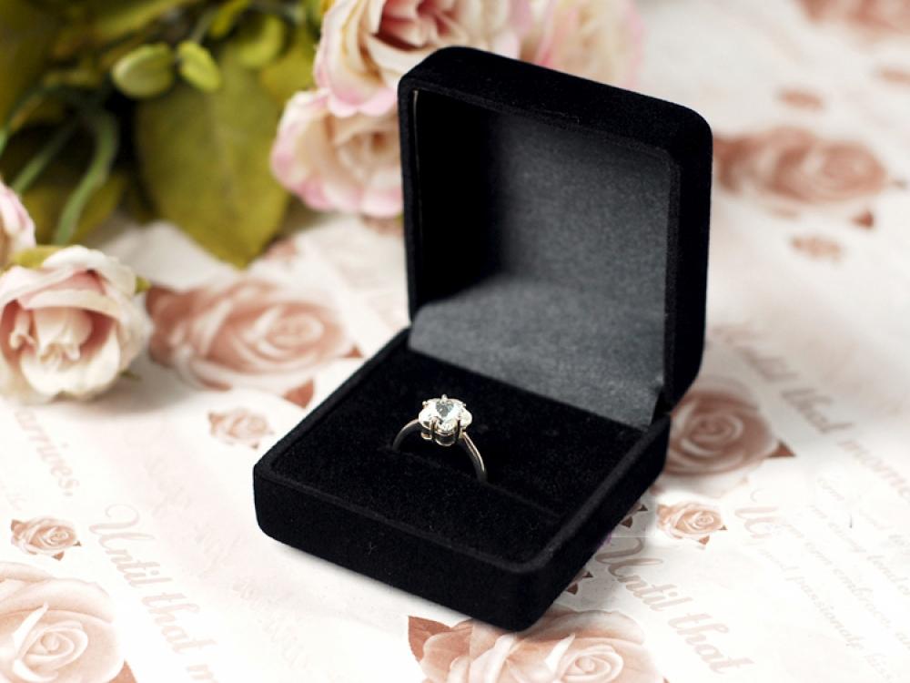 Elegant Black Ring Box #fathersdaypic.twitter.com/3spjs2nzJz