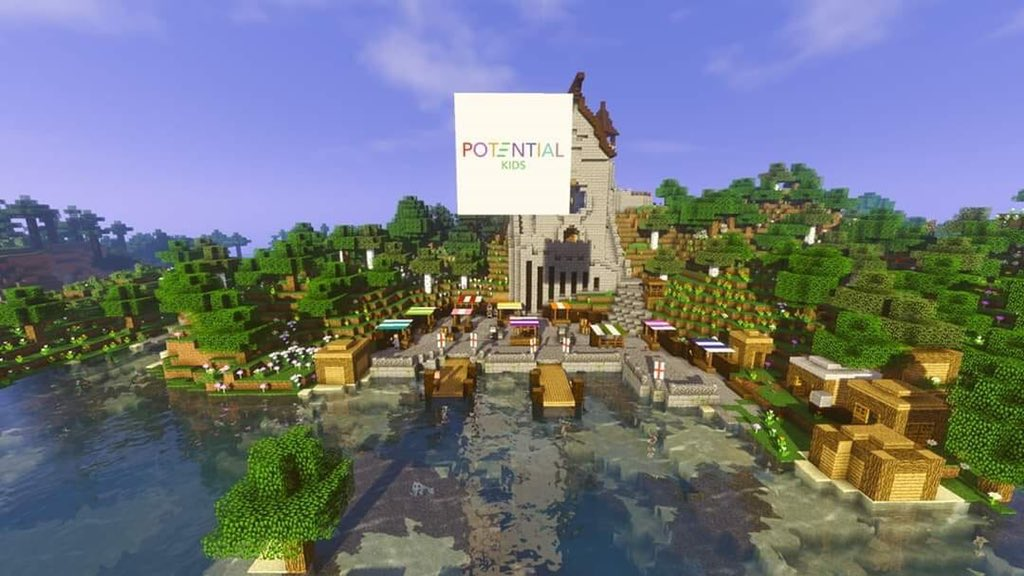 Minecraft sessions on Sunday the 8th from 11:30-13:00. Book via: . #send #inclusiveminecraft #welwynhatfield #hertfordshire