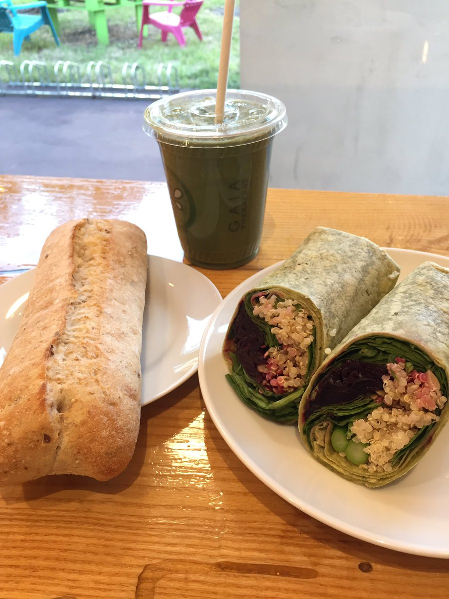 LUNCH! #GaiaTherapeat  #Hollywood  #Miami  #InSouthFlorida  #Healthy  #organic  #breakfast  #lunch  #dinner  #soup  #salad  #sandwich  #smoothie  #juicebar  #health  #wellness  #mindfulness  #Earth  #Sustainability  #TravelTuesday  #weightloss  #goals  #inspire  #branding  #marketing