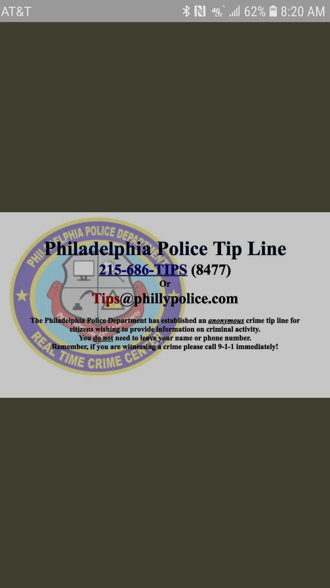 Someone knows something. A young man lost his life & another was wounded @ 100 S.52nd st last night. Call w/info & tips, 215-686-TIPS. @PPD18Dist @PPDDerrickWood @PhillyPolice @PPDVictmSrvcs @TheScottCharles @WestPhillyLocal @ATFPhiladelphia @UCDSafe