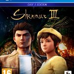 Image for the Tweet beginning: Shenmue 3 III - Day