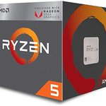 Image for the Tweet beginning: AMD Ryzen 5 3400G Processor