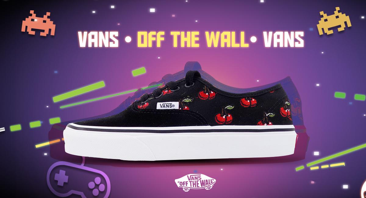 Vans Cherries