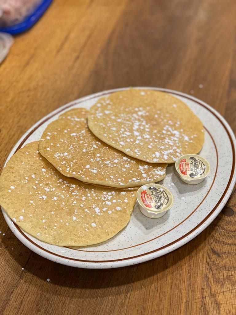 Gotta love Pancakes 😆