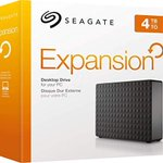 Image for the Tweet beginning: Seagate Expansion 4 TB Desktop