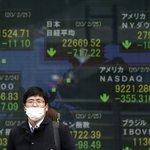 Image for the Tweet beginning: Virus outbreak keeps global markets