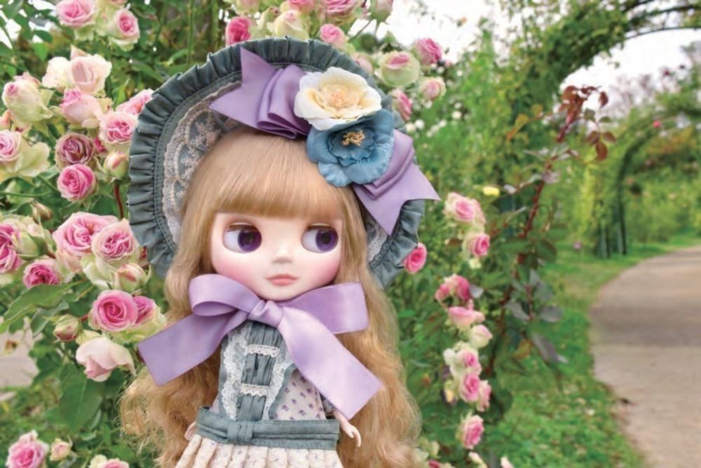 ファッションドール「ブライス」の展覧会、横浜人形の家で - シナモロールのコラボドール抽選販売も -