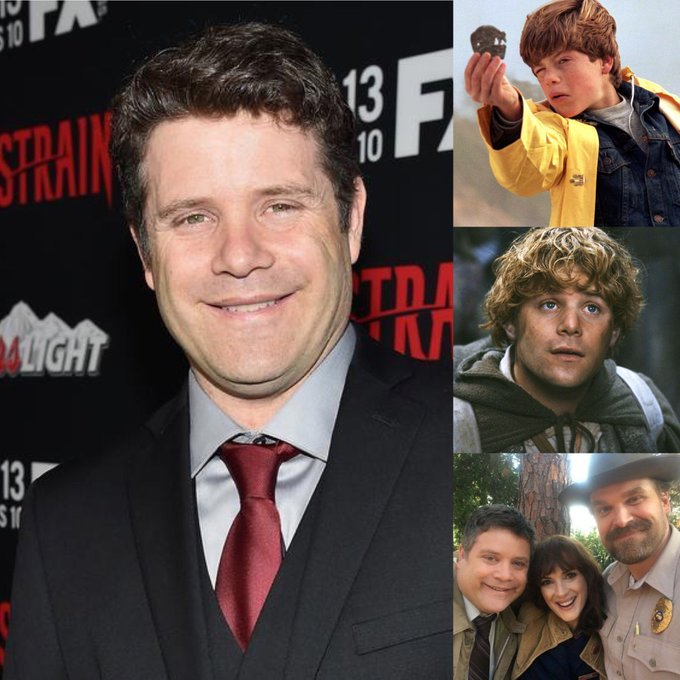 Happy birthday to American actor, voice actor, director, and producer Sean Astin, born February 25, 1971.