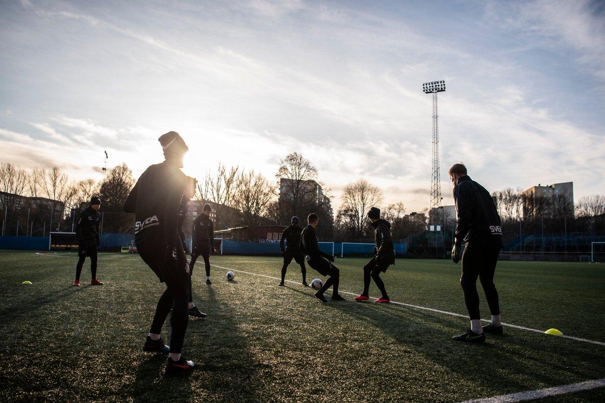 Sportlovsledig? Varmt välkommen förbi och kika på onsdagens träning. Vi rullar igång på Skytteholms IP kl 11:00.