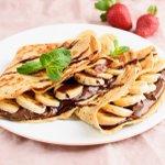 Image for the Tweet beginning: Flippin' Heck! It's Pancake Day!