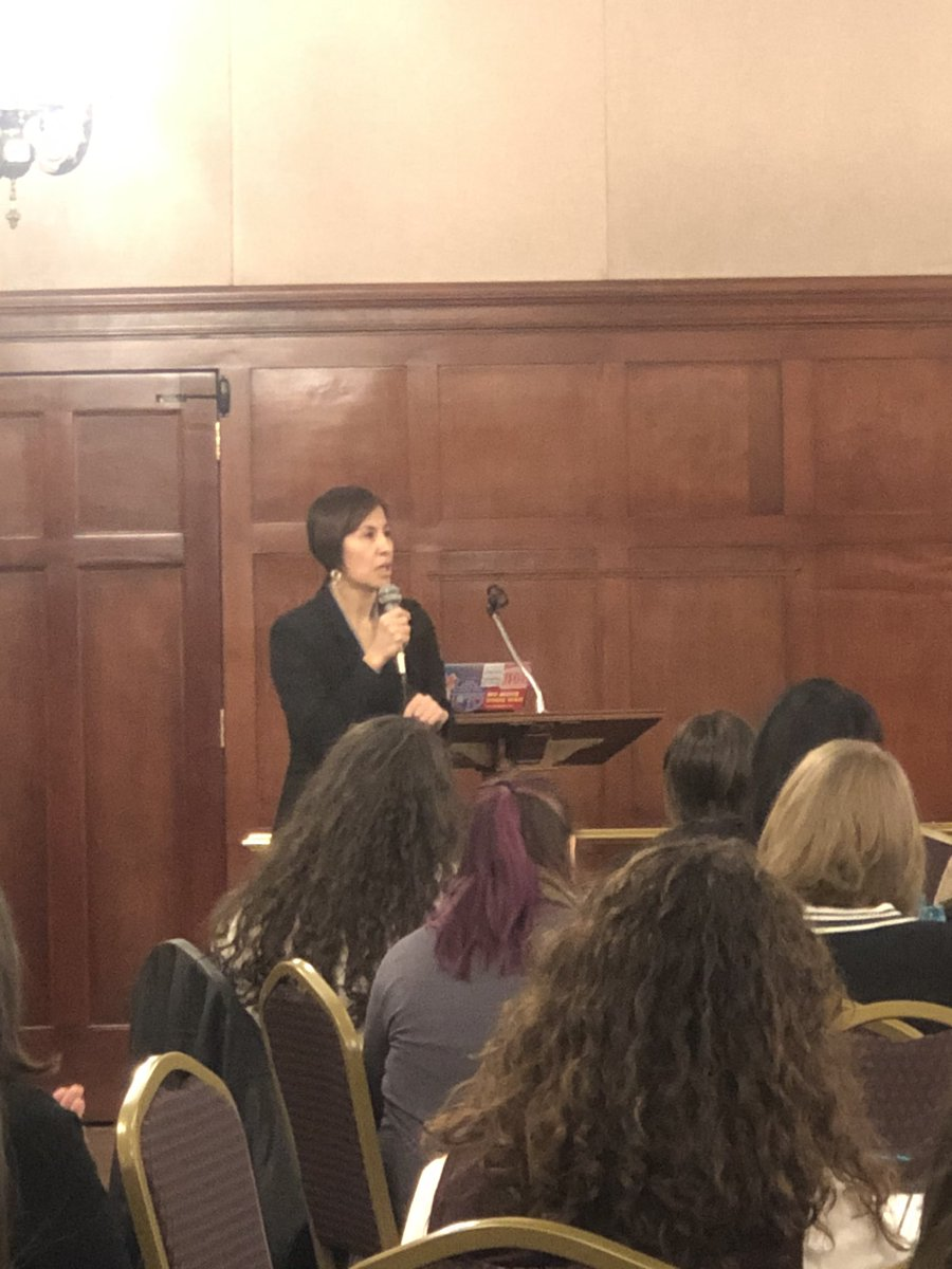 """At the Colorado Women's Legislative Breakfast, Karla Gonzales Garcia reminds the crowd of an important policy making value: """"Nothing about us, without us."""" #coleg #thinkbabies #RaiseYourVoice pic.twitter.com/Nxhj7MsDeM – at Scottish Rite Masonic Center"""
