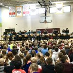 Image for the Tweet beginning: What an amazing assembly by